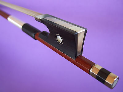 NEW 4/4 size octagonal violin bow for advanced player free rosin and postage