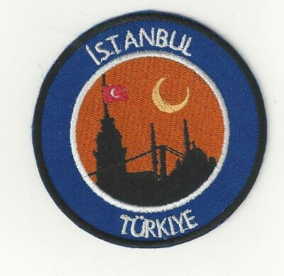 Country Of Turkey Souvenir Patch