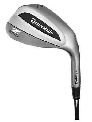 TaylorMade Z Spin Satin Chrome Wedge