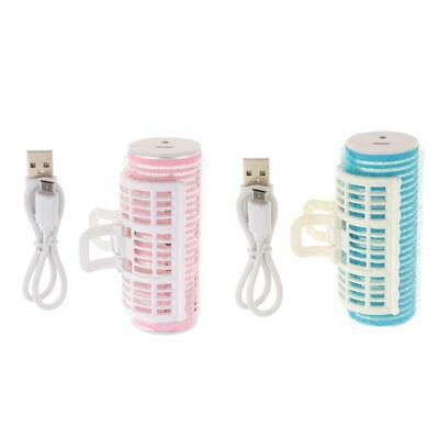 USB Thermal Hair Roller Hot Curlers Rechargeable Electric Heat Hair Roll DIY