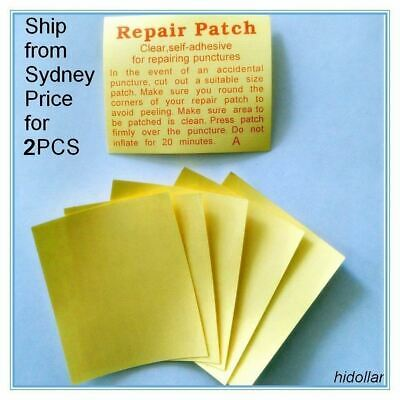 Inflatable Ware Clear Self-Adhesive Repair Patch