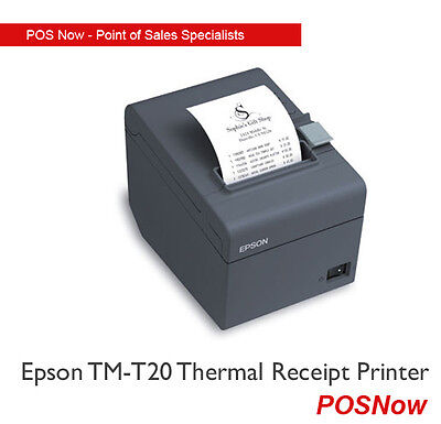 *NEW*  Epson TM-T20 Thermal Receipt Printer (Serial)