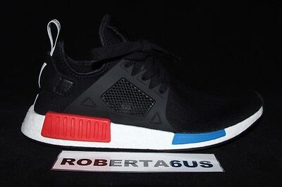 02fd427d68c ADIDAS NMD XR1 PK OG Core Black Blue Red Size 9. BY1909 Ultra Boost ...