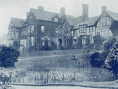 The Southdown Hunt Oldlands Hall Herons Ghyll 1911 3 Page Photo Article 9445