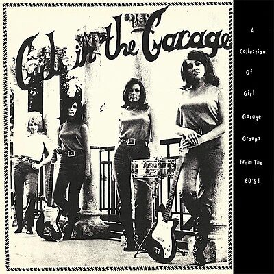 VARIOUS - Girls In The Garage. New LP + Sealed. **NEW**