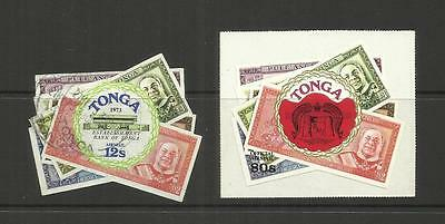 Tonga ~ Die Cut Small Collection - Self Adhesives