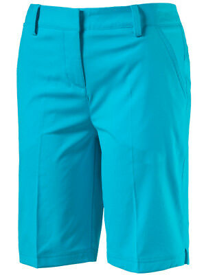 Puma Ladies Pounce Bermuda Short - Blue Atoll