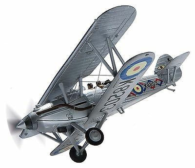 Hawker Demon, G-BTVE, K8203, Old Warden, 2013 Aircraft - 1:72 scale AA39605