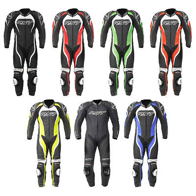 RST Tractech Evo II 2 Leather One 1 Piece Motorcycle Suit All Colours & Sizes