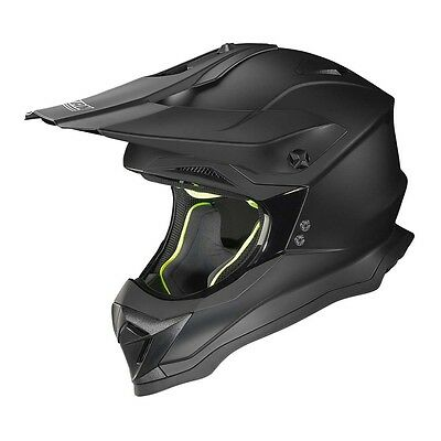 Nolan N53 Smart Flat Black Moto Motorcycle Motorbike Off Road Helmet All Sizes