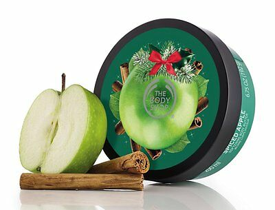 The Body Shop Spiced Apple Body Butter 200ml