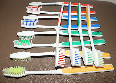 Brand new 12 x hard smokers toothbrushes