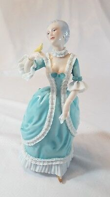 Franklin Mint Lace Series A Song For Gabrielle