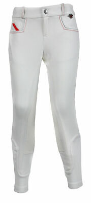RED HORSE Boys Junior Horse Riding Breeches - 'Dylan'