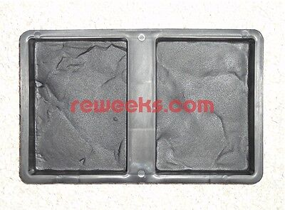 Driveway Paving Pavement Stone Mold Concrete Stepping Pathmate Mould Paver