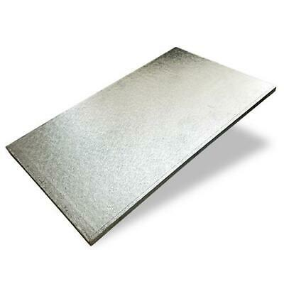 Oblong Cake Boards Silver Foil Rectangle Wedding and Party Drums -12 Sizes