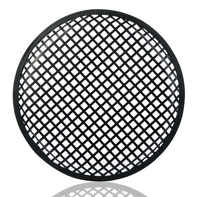 """1pc 10"""" inch Metal Vehicle Audio Speaker Woofer SubWoofer Grill Cover Protector'"""