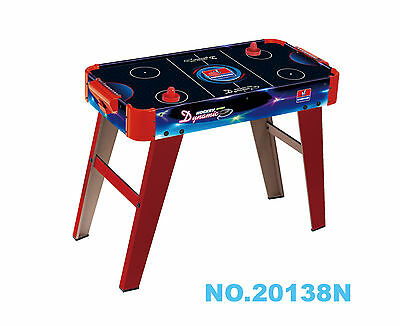 """20138N 27""""Air Hockey Game Table with 2 Pucks & 2 Pushers"""
