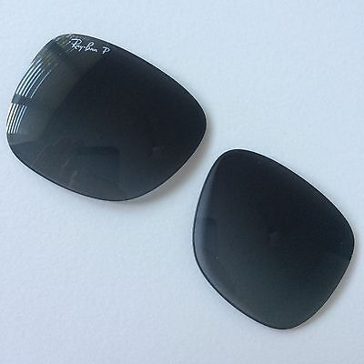 Ray Ban Justin RB 4165 (54x16) Grey Gradient POLARISED 100% brand new
