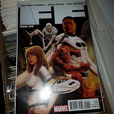 FF (2011) Future Foundation Lot - Complete Series Set w/#s 1-23, Higher Grade