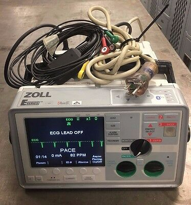 Zoll E Series 12-Lead Patient Monitor
