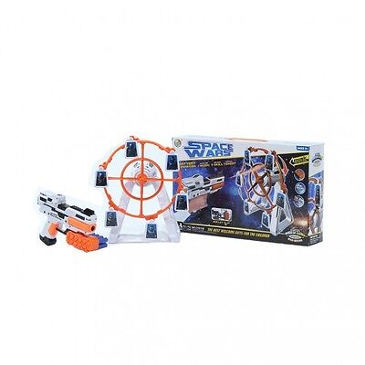 CH2128 Space Wars Blaster Set with Sound/ Space Shooting Air Gun Set with Sound