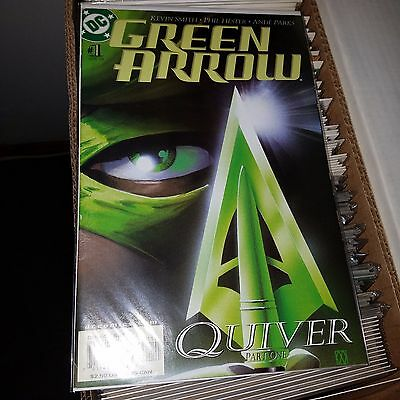 Green Arrow (2001) Lot - Complete Series Set w/#s 1-75, Higher Grade