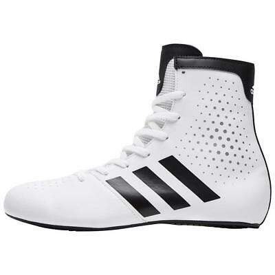 New Adidas Ko Legend 16.2 Junior Boxing Boots Sports Footwear White