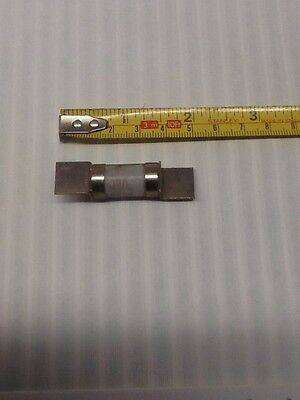 1 x lawson ss 10A industrial fuse with offset tags