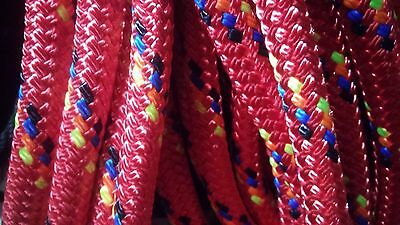 "1/2"" x 140 ft. Double Braid~Yacht Braid Polyester Rope.Made in the USA."