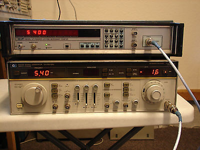 HP 8684D  Microwave Signal Generator good to 20 Ghz
