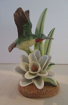 Hummingbird Statue (From Birds In Flight Collection)