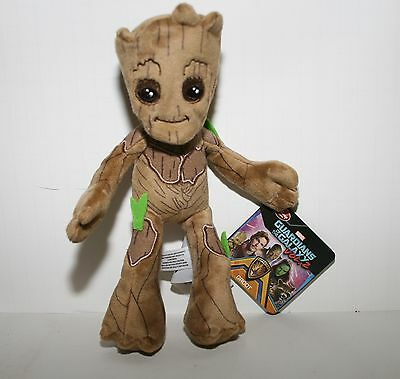 """Disney Store GROOT PLUSH 8.5"""" Guardians of the Galaxy Vol.2 NEW"""