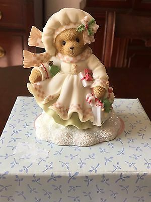 "Cherished Teddies ""Suzy"" Gifts of Friendship Last the Longest"" 2004 Edition"