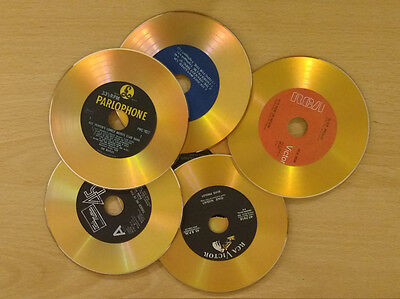 Multi Item Postage Discount.....any Three Signed Gold Disc Displays