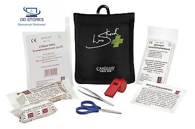 First Aid Only Kit Les Stroud Black Stripe Taille S