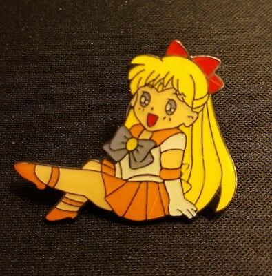 Sailor Moon Sailor Venus Pin