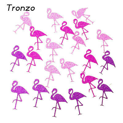 100pcs Flamingo Wedding Table Confetti Scatter / Sprinkles / Party Decoration