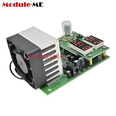Constant Current Electronic Load Discharge 9.99A 60W Battery Capacity Tester M