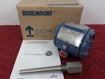 Rosemount 3144P Temperature Transmitter With HART Protocol 3144PD1A1E1Q4SDN *