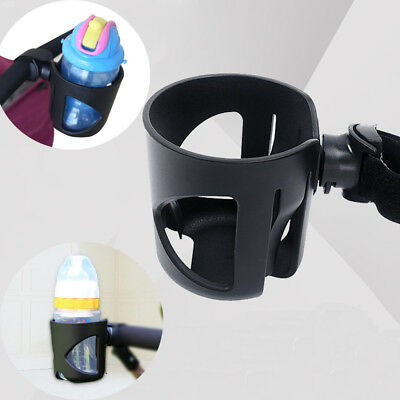 Baby Stroller Pram Cup Holder Universal Feeding Bottle Drink Water Coffee Bag