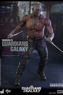 GUARDIANS of the GALAXY: DRAX the DESTROYER 1/6 Action Figure 12″ HOT TOYS