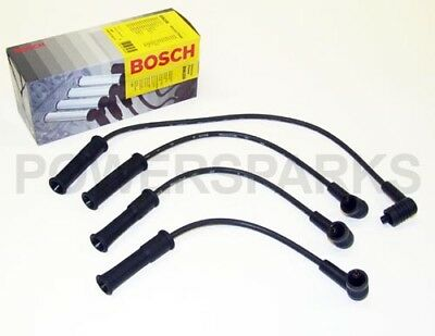 RENAULT Megane 1.6i 09.97- BOSCH IGNITION CABLES SPARK HT LEADS BW256