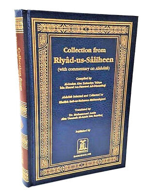 SPECIAL OFFER: Collection from Riyad us Saliheen - Darussalam (Hardback)