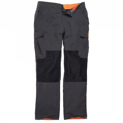 Mens Bear Grylls Outdoor Walking Hiking Survivor Trousers Black Pepper REGULAR
