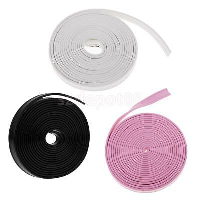 3 Meters x 12mm Leather Straps Strips for Leather Crafts Supplies DIY Bag Belt