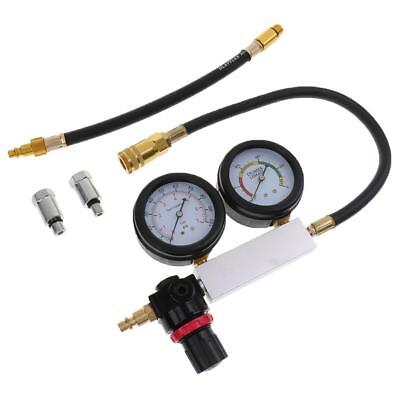 Cylinder Engine Leakdown Leak Tester Compression Gauge Diagnostic Detector