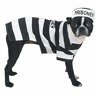 Prison Pooch Dog Costume - Medium