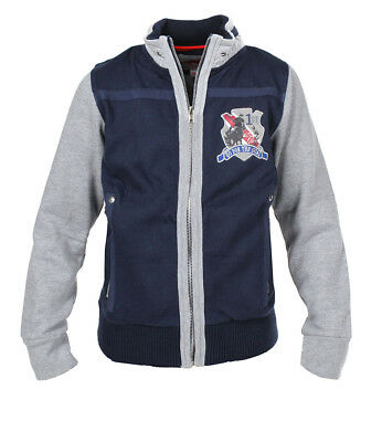 RED HORSE Boys Riding Sweater Top - 'Yankee'