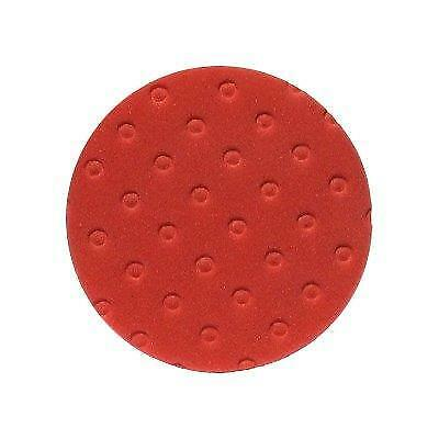 "Lake Country CCS Smart Foam Pad 5.5"" – Red Ultrasoft Wax/Sealant Pad"